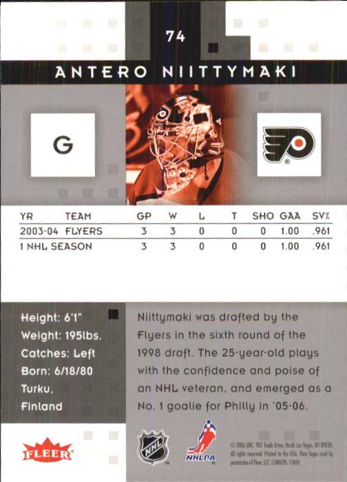 2005-06-Hot-Prospects-Hockey-Card-Pick thumbnail 143