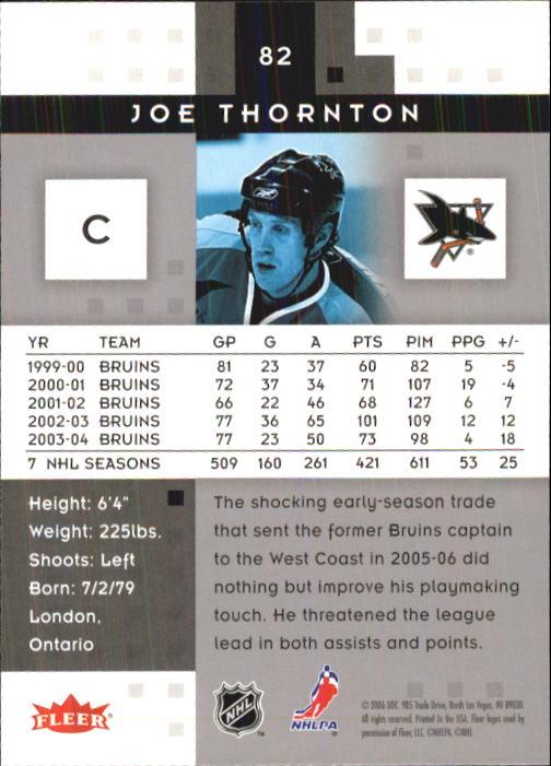 2005-06-Hot-Prospects-Hockey-Card-Pick thumbnail 157
