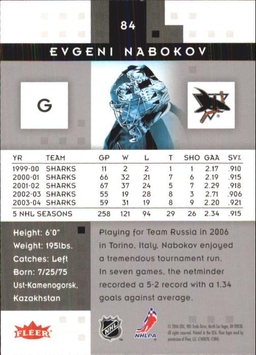 2005-06-Hot-Prospects-Hockey-Card-Pick thumbnail 161