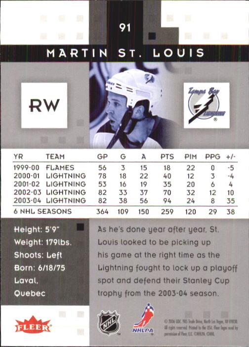 2005-06-Hot-Prospects-Hockey-Card-Pick thumbnail 175