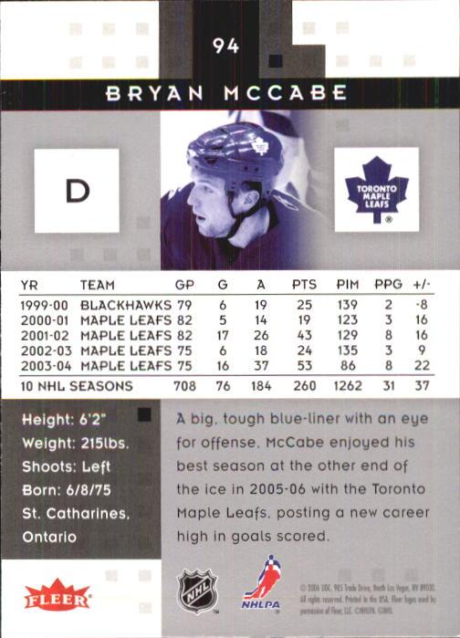 2005-06-Hot-Prospects-Hockey-Card-Pick thumbnail 181