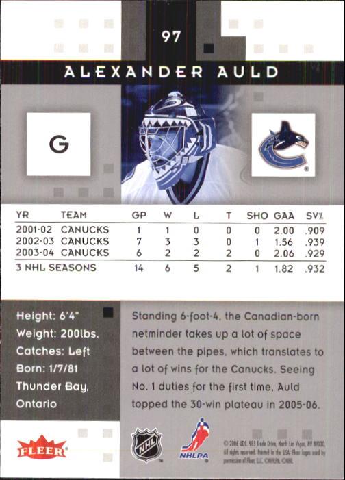 2005-06-Hot-Prospects-Hockey-Card-Pick thumbnail 187