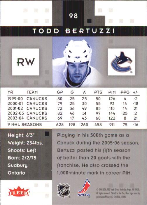 2005-06-Hot-Prospects-Hockey-Card-Pick thumbnail 189