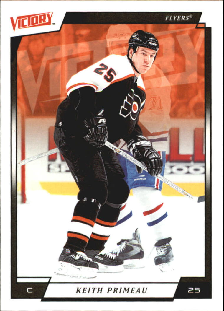 2006-07 Upper Deck Victory #147 Keith Primeau