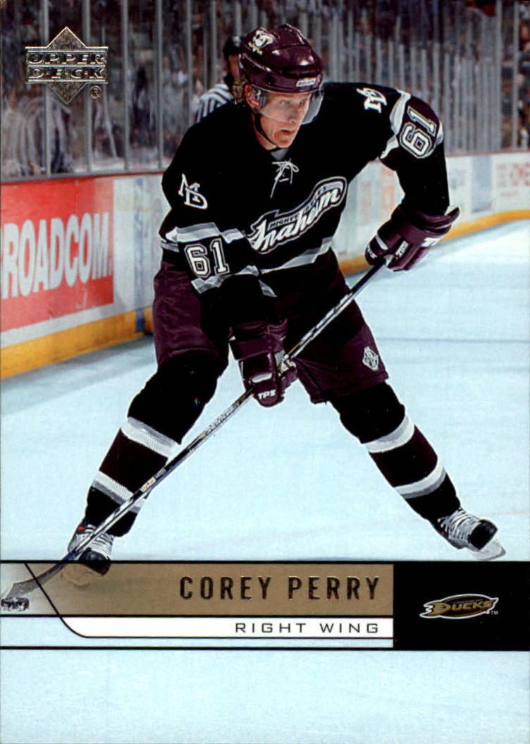 2006-07 Upper Deck #1 Corey Perry