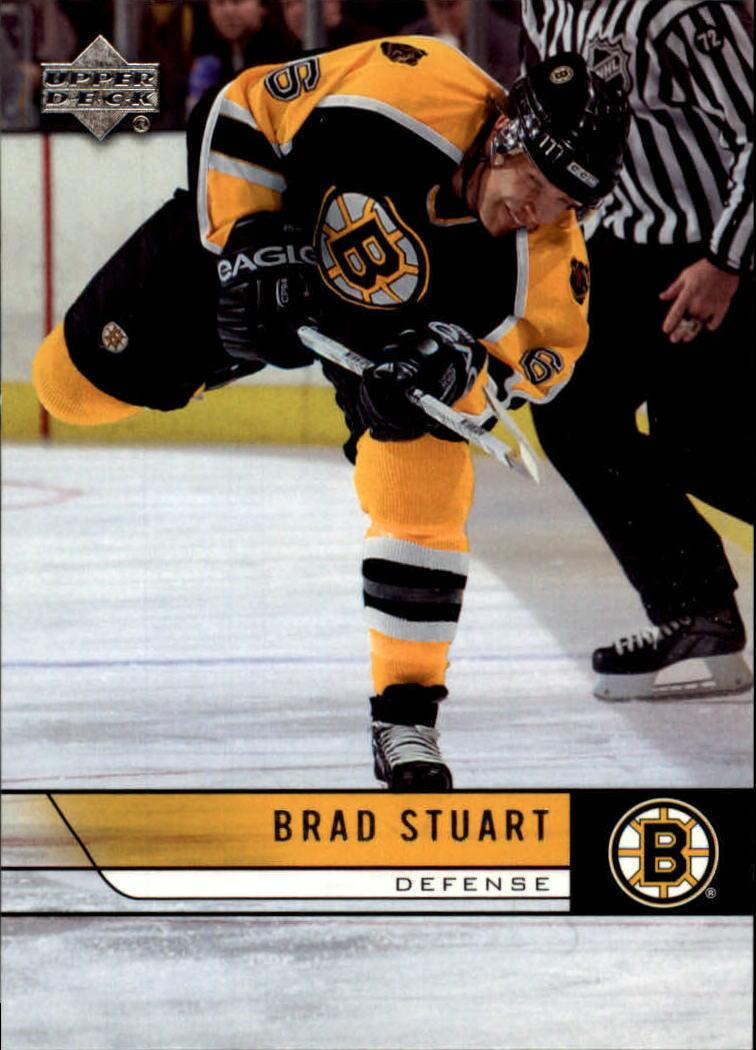 2006-07 Upper Deck #16 Brad Stuart