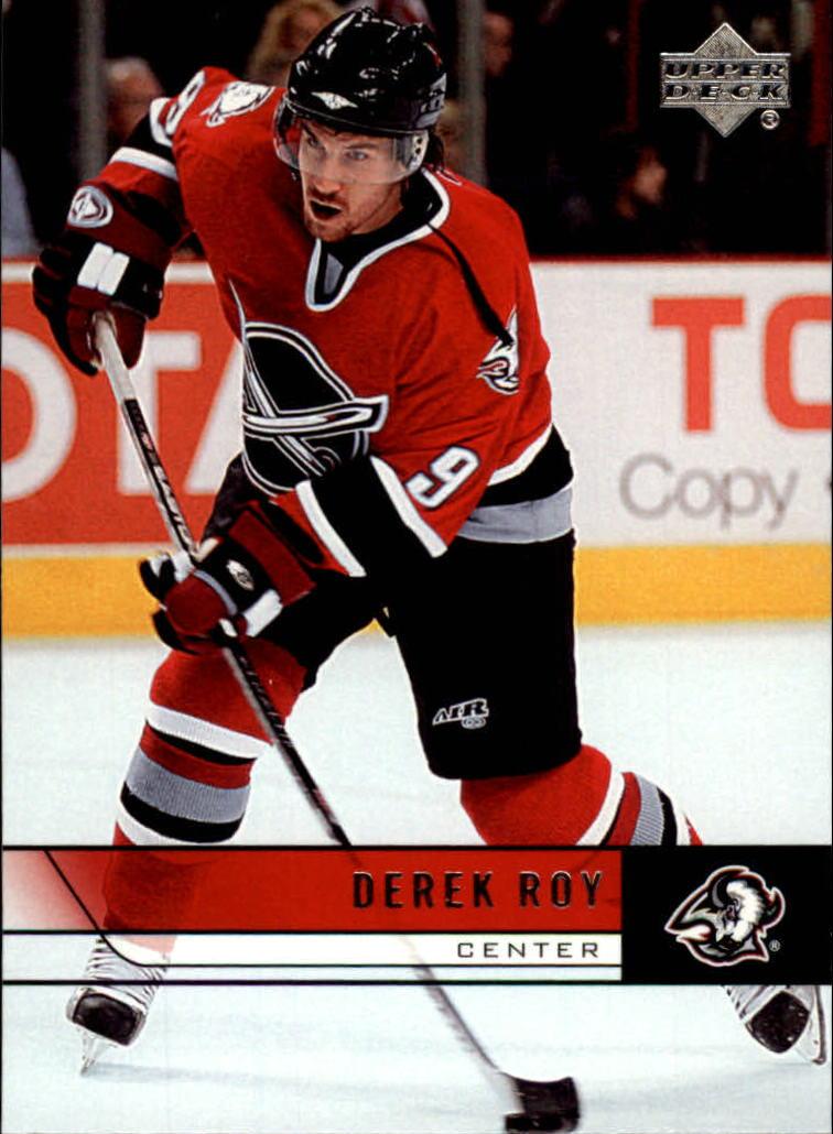 2006-07 Upper Deck #27 Derek Roy