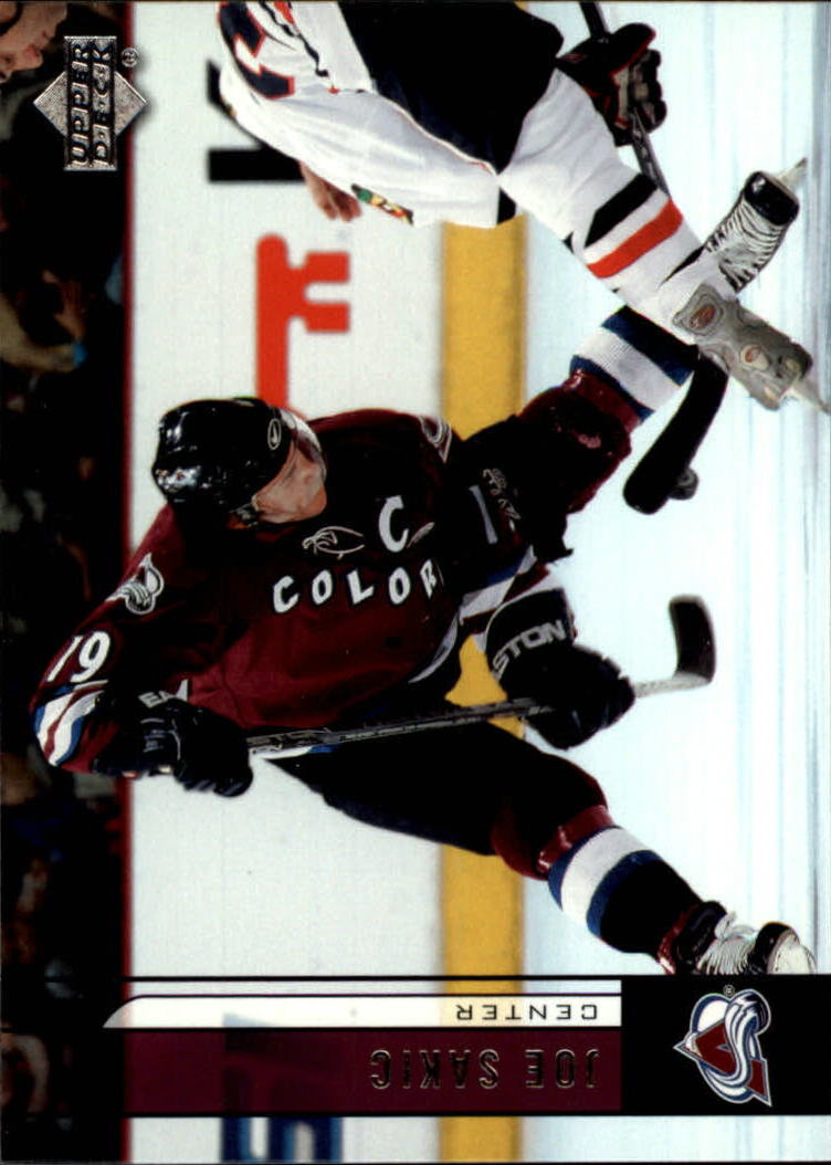 2006-07 Upper Deck #54 Joe Sakic