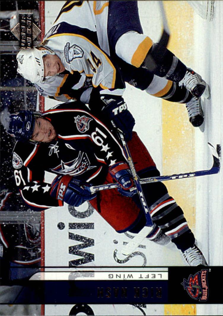 2006-07 Upper Deck #55 Rick Nash