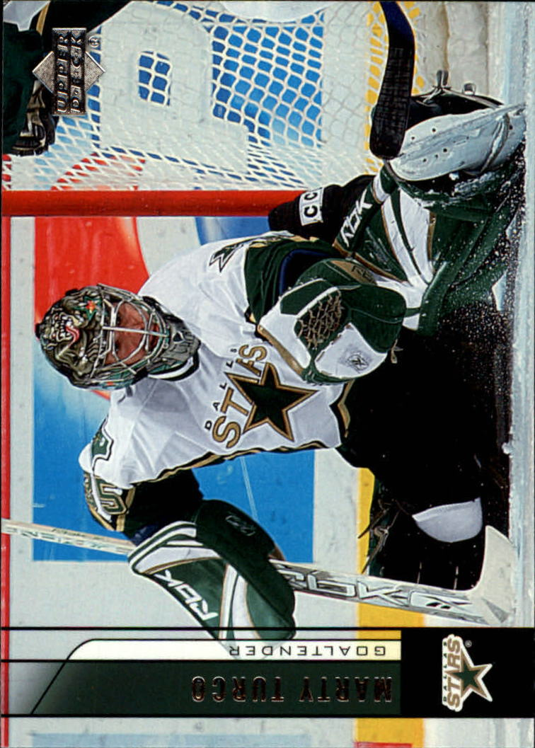 2006-07 Upper Deck #61 Marty Turco