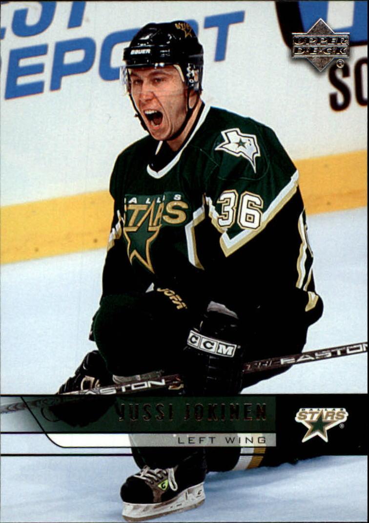 2006-07 Upper Deck #63 Jussi Jokinen