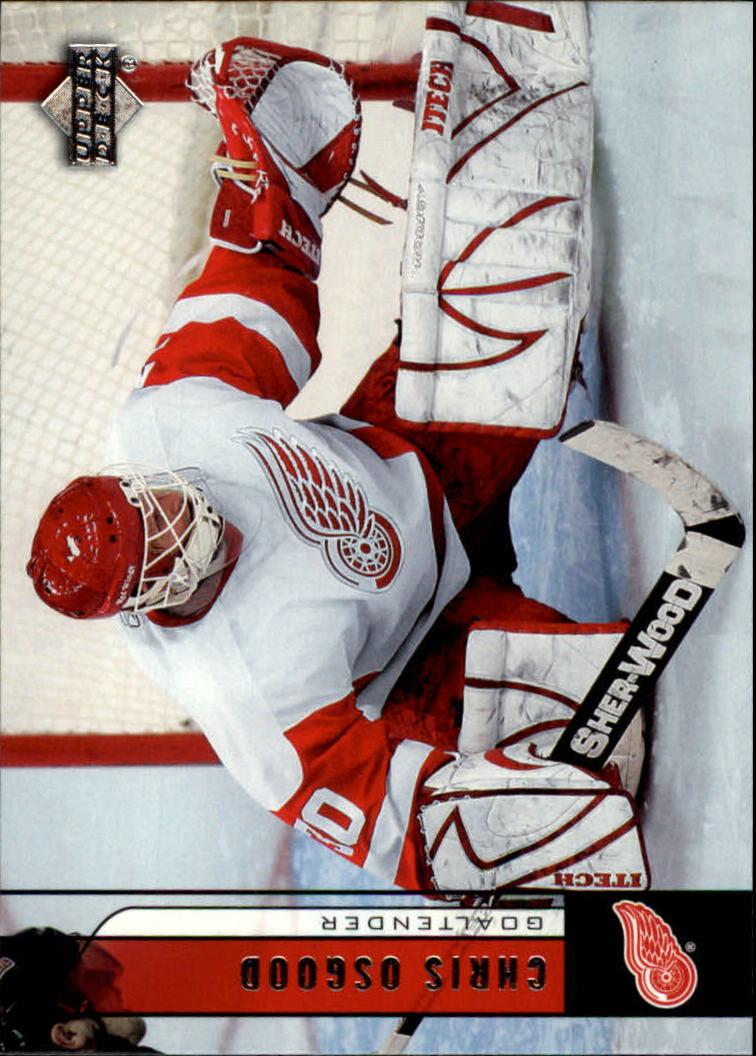 2006-07 Upper Deck #73 Chris Osgood