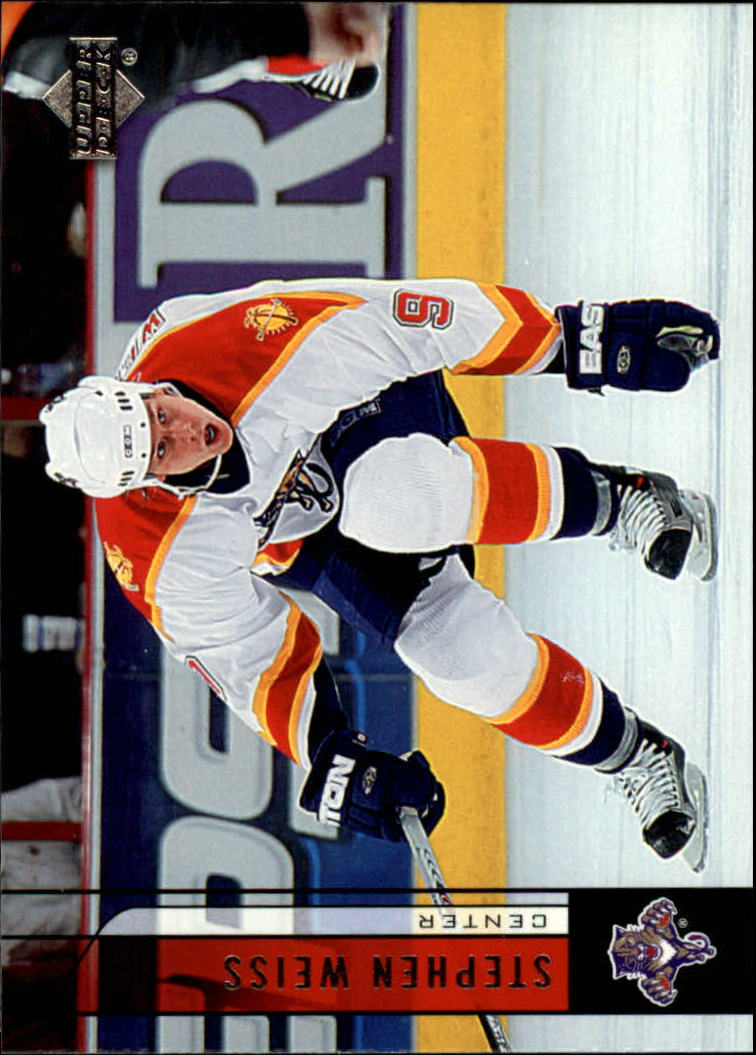 2006-07 Upper Deck #87 Stephen Weiss