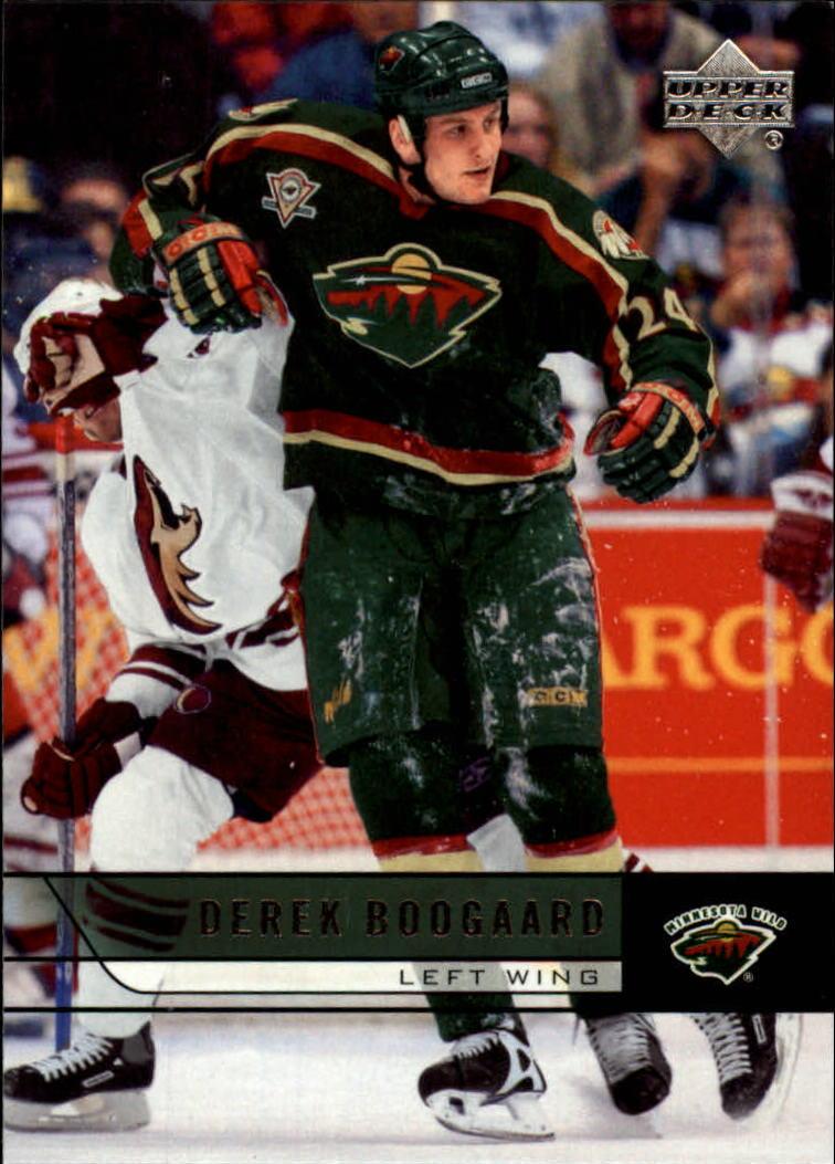 2006-07 Upper Deck #98 Derek Boogaard