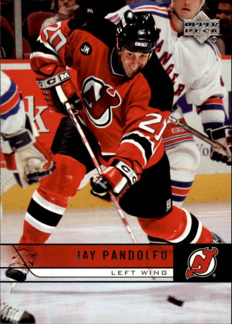 2006-07 Upper Deck #120 Jay Pandolfo