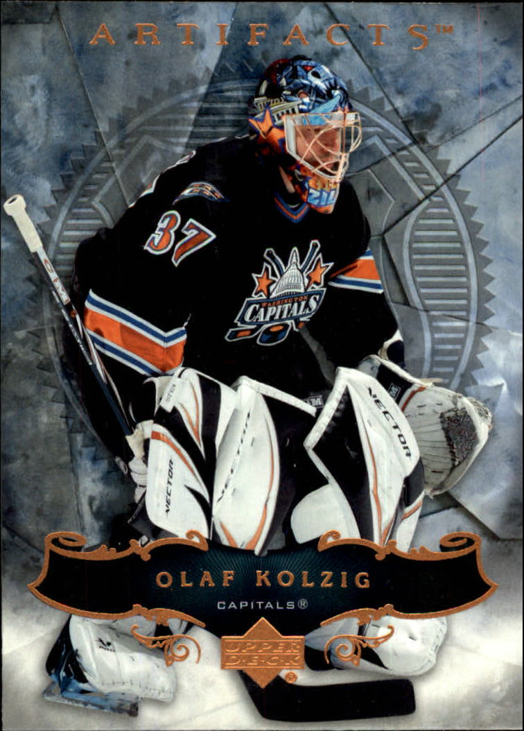 2006-07 Artifacts #2 Olaf Kolzig