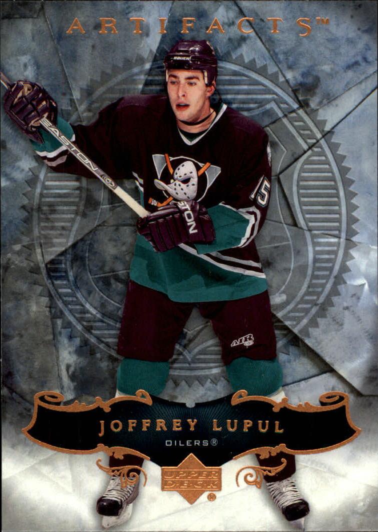 2006-07 Artifacts #61 Joffrey Lupul