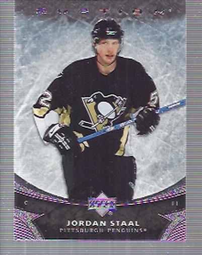 2006-07 Upper Deck Ovation #191 Jordan Staal RC