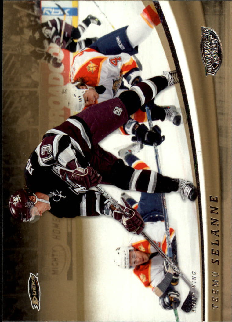 2006-07 Upper Deck Power Play #2 Teemu Selanne
