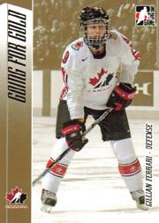 2006 ITG Going For Gold Women's National Team #3 Gillian Ferrari