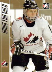 2006 ITG Going For Gold Women's National Team #5 Carla MacLeod