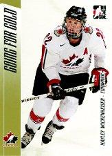 2006 ITG Going For Gold Women's National Team #20 Hayley Wickenheiser