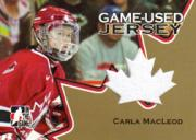 2006 ITG Going For Gold Women's National Team Jerseys #GUJ05 Carla MacLeod