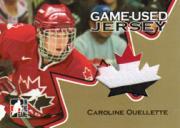 2006 ITG Going For Gold Women's National Team Jerseys #GUJ06 Caroline Ouellette
