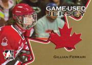 2006 ITG Going For Gold Women's National Team Jerseys #GUJ03 Gillian Ferrari