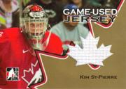 2006 ITG Going For Gold Women's National Team Jerseys #GUJ02 Kim St. Pierre