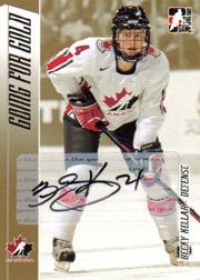 2006 ITG Going For Gold Women's National Team Autographs #AK Becky Kellar