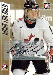 2006 ITG Going For Gold Women's National Team Autographs #AM Carla MacLeod