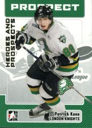 2006-07 ITG Heroes and Prospects #175 Patrick Kane