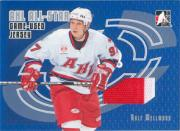 2006-07 ITG Heroes and Prospects AHL All-Star Jerseys #AJ12 Kyle Wellwood
