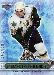 2007 Upper Deck All Star Game Redemptions #AS3 Eric Lindros