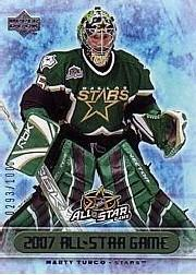 2007 Upper Deck All Star Game Redemptions #AS6 Marty Turco