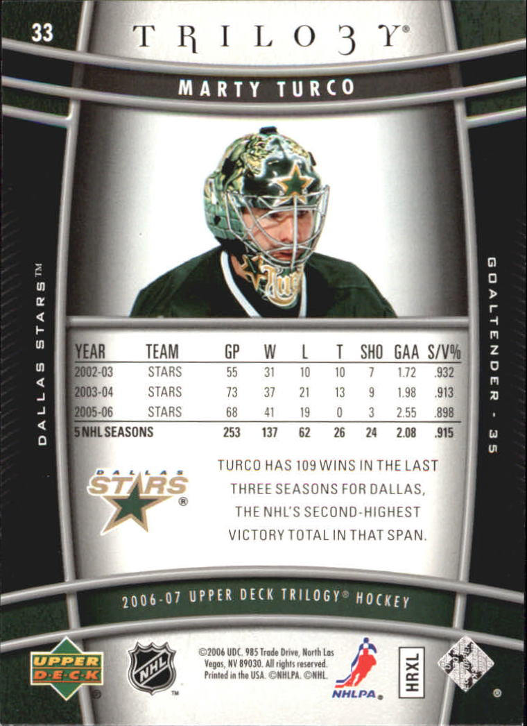 2006-07-Upper-Deck-Trilogy-Hockey-Cards-Pick-From-List thumbnail 47