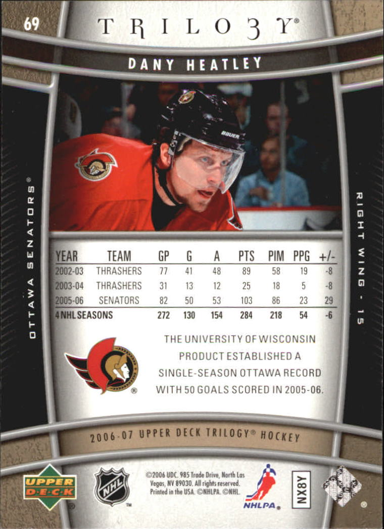 2006-07-Upper-Deck-Trilogy-Hockey-Cards-Pick-From-List thumbnail 100