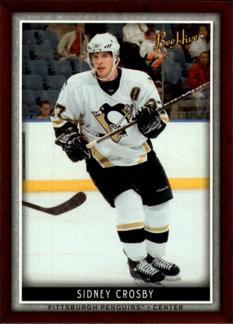 2006-07 Beehive #19 Sidney Crosby