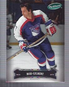 2006-07 Parkhurst #14 Rod Gilbert