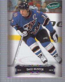 2006-07 Parkhurst #40 Dale Hunter