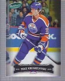 2006-07 Parkhurst #104 Mike Krushelnyski