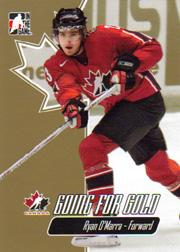 2007 ITG Going For Gold World Juniors #19 Ryan O'Marra