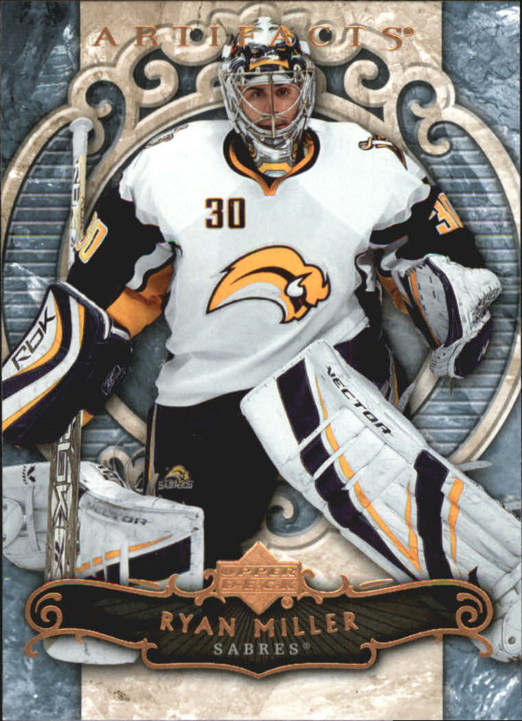 2007-08 Artifacts #1 Ryan Miller
