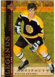2007-08 Artifacts #104 Bobby Orr L