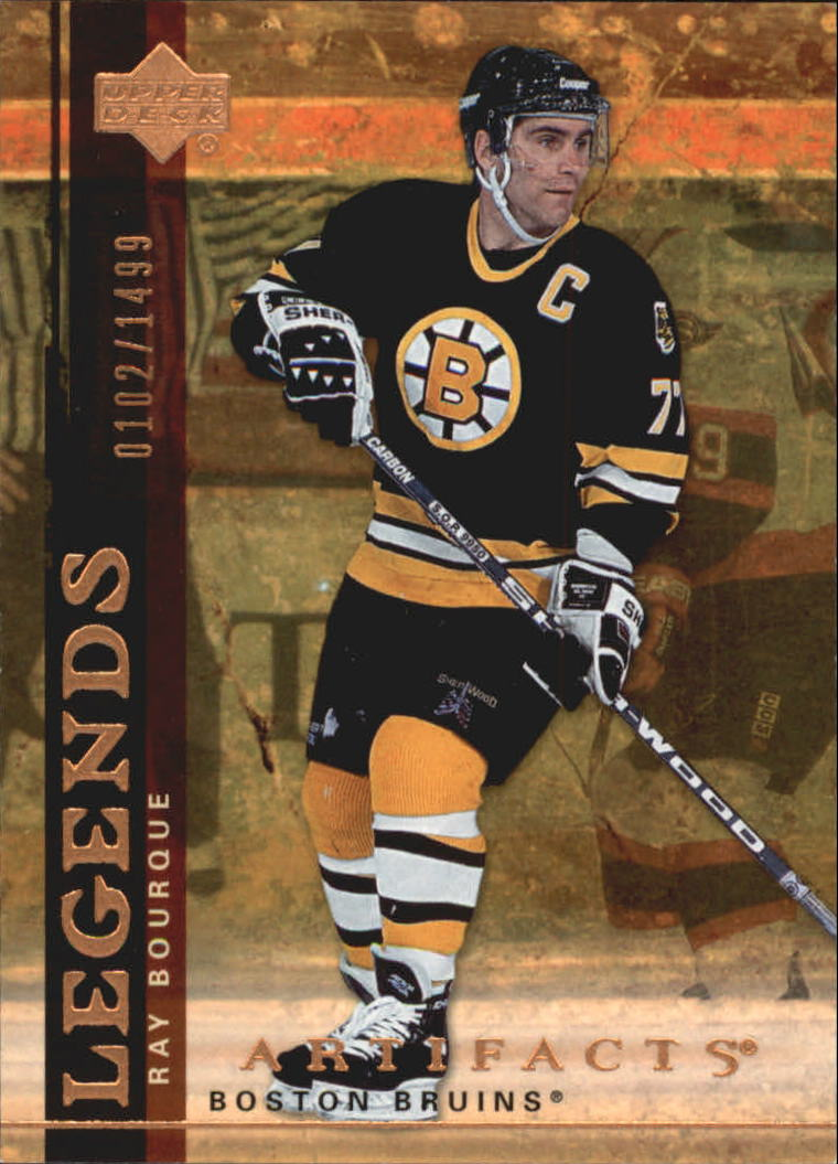2007-08 Artifacts #107 Ray Bourque L