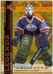 2007-08 Artifacts #113 Grant Fuhr L