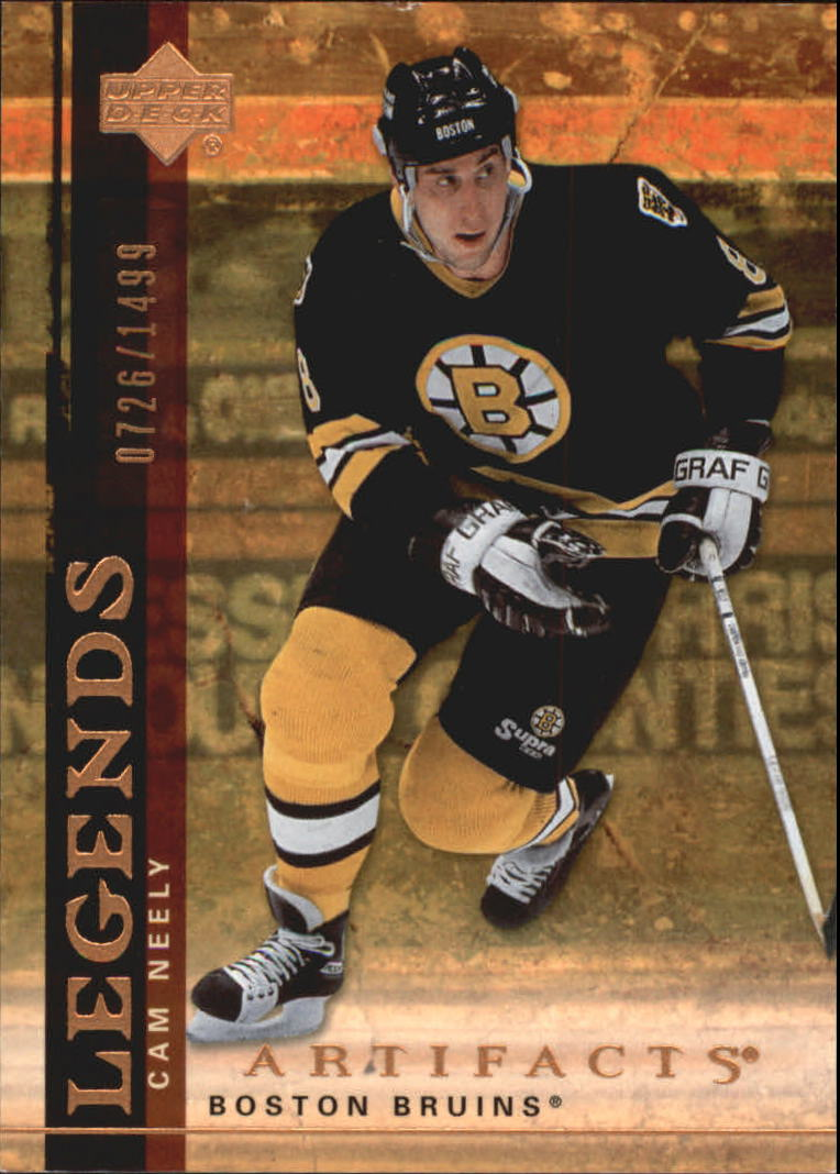2007-08 Artifacts #115 Cam Neely L