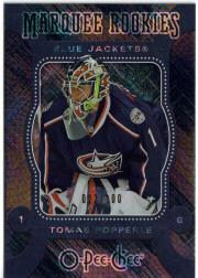 2007-08 O-Pee-Chee Micromotion Black #530 Tomas Popperle