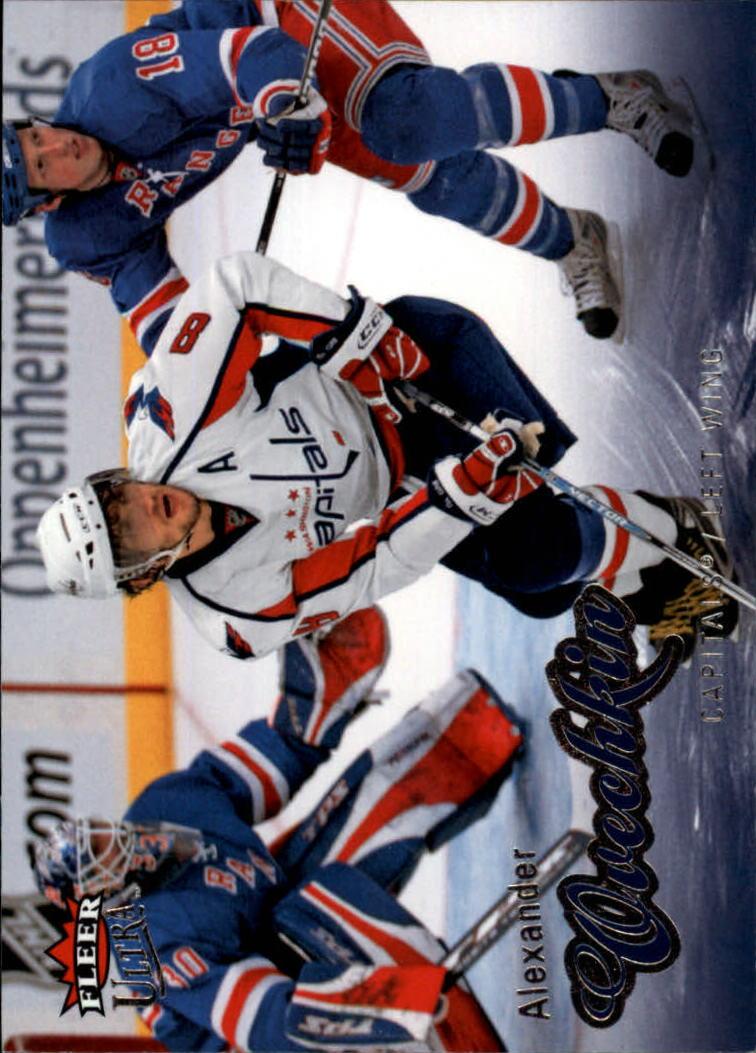 2008-09 Ultra #96 Alexander Ovechkin